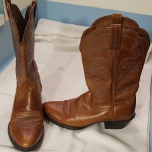 Ariat heritage R toe cowboy western boot's #15740